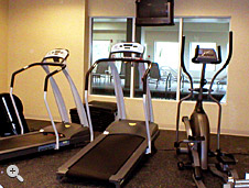 Fitness Center • AmishView Inn, Lancaster County PA